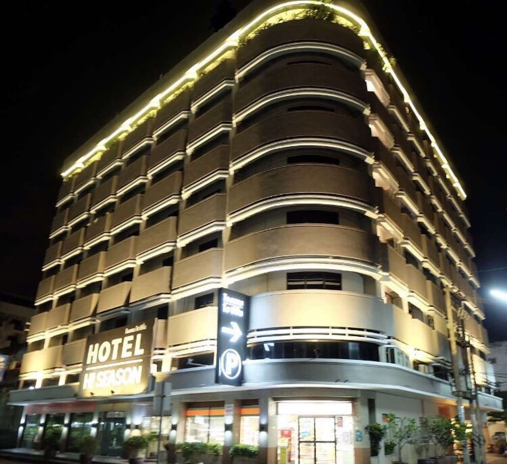 Book Hi Season Hotel In Hat Yai