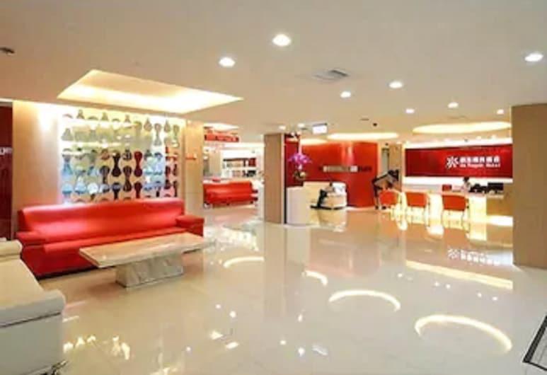創意時尚飯店, 台中市, 大廳