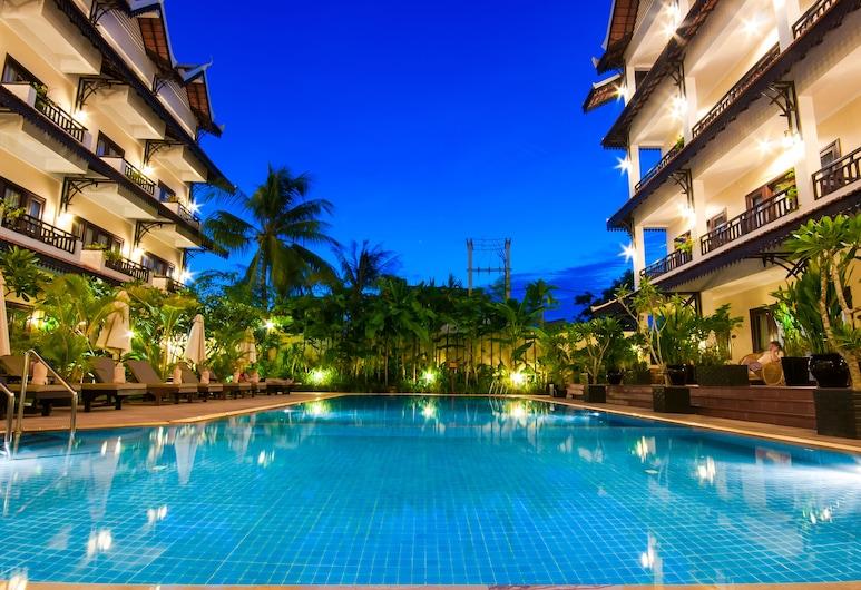 Saem Siemreap Hotel, Siem Reap, Outdoor Pool