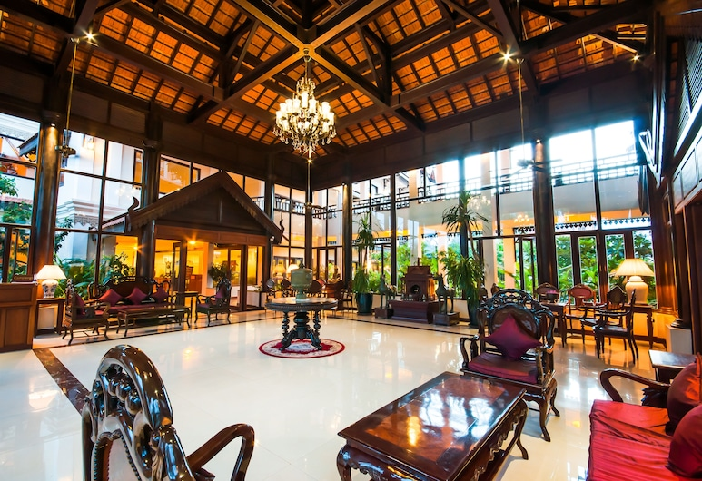 Saem Siemreap Hotel, Siemréab, Lobby