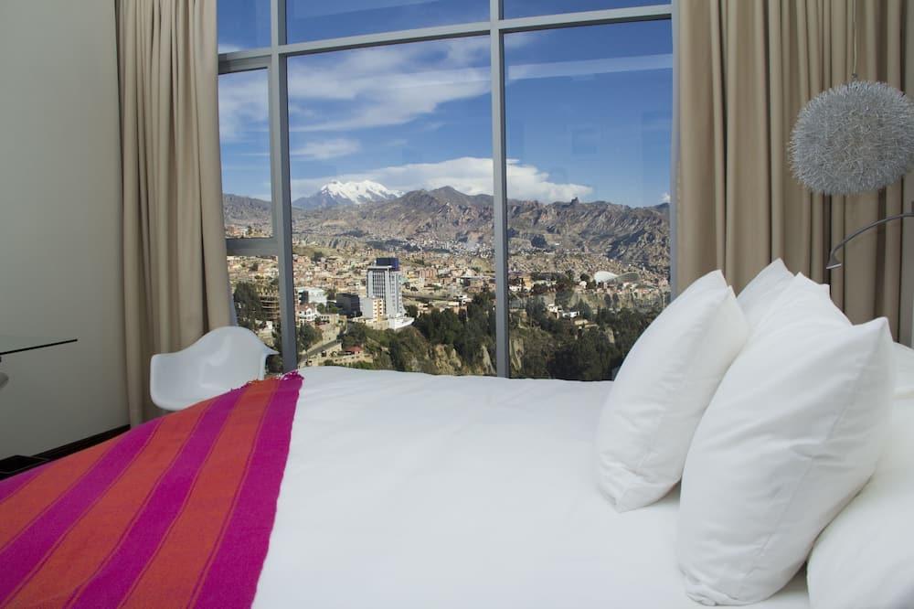 Habitación Premium, 1 cama King size, vista a la montaña - Habitación