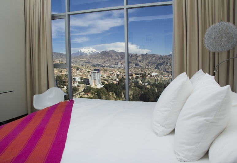 Stannum Boutique Hotel & Spa, La Paz, Camera Premium, 1 letto king, vista montagna, Camera