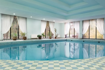 Enter your dates to get the Tashkent hotel deal