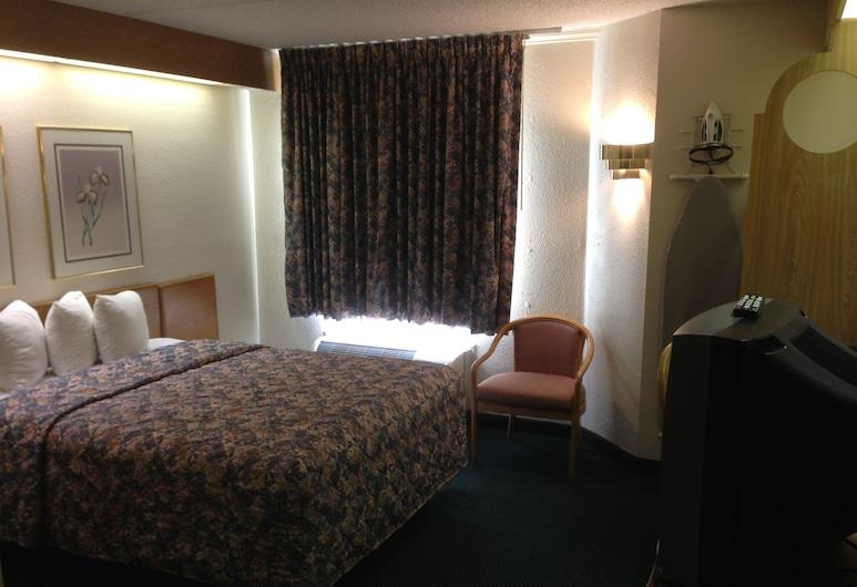 Economy Inn Brunswick, Брансвік, Стандартний номер, 1 ліжко «квін-сайз», Номер