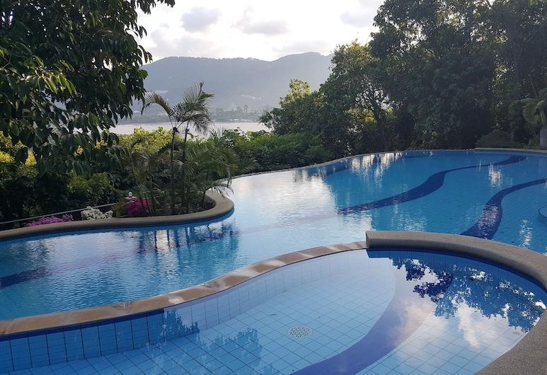 班淑度假飯店, 蘇梅島, 游泳池