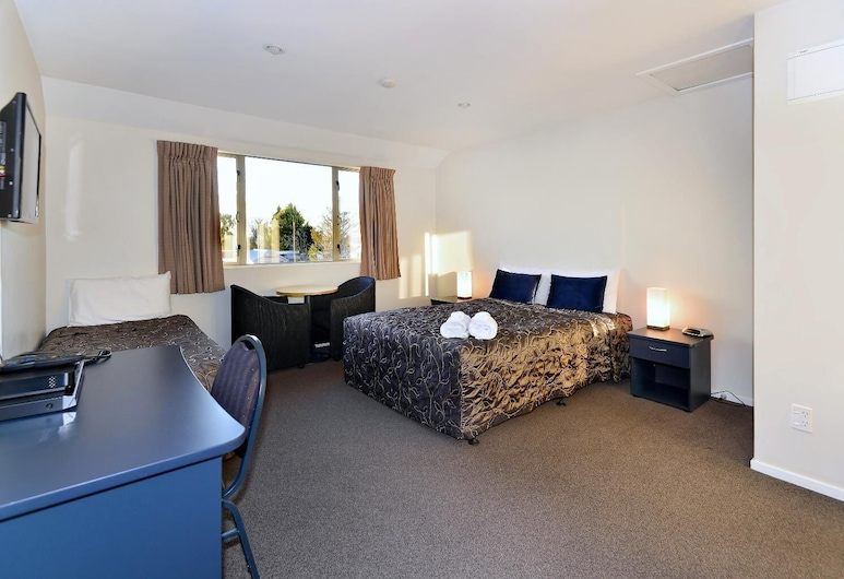 Arena Motel, Christchurch, Room