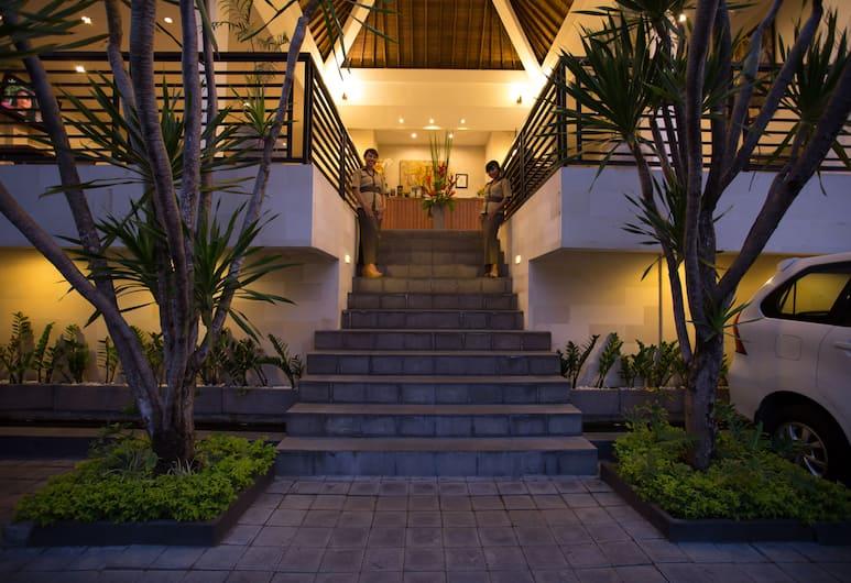 Sandi Agung Villa, Seminyak, Fachada