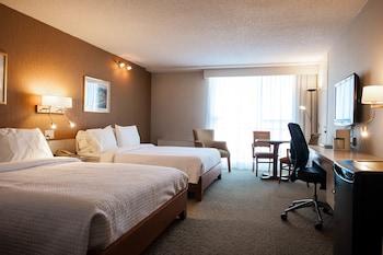 Granby — zdjęcie hotelu Hôtel Castel & Spa Confort