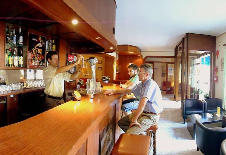 Hostal Bonavista, Calella, Hotel Bar