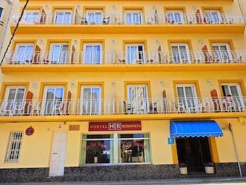 Selline näeb välja Hostal Bonavista, Calella