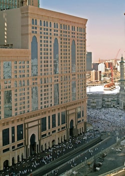 Foto Dar Al Eiman Royal Hotel di Mekah