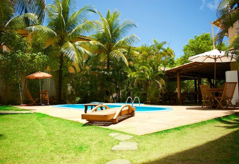 Pousada Stella Tropical, Salvador, Garden