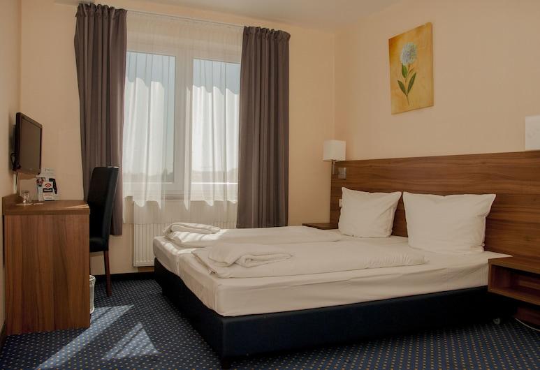 ITM Hotel an der Bille, המבורג, חדר סטנדרט זוגי או טווין, חדר אורחים