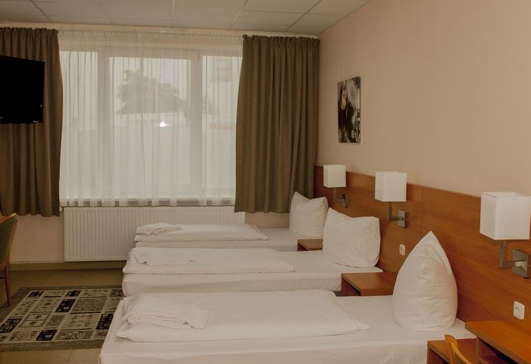 ITM 德爾比勒飯店, 漢堡, 三人房, 客房