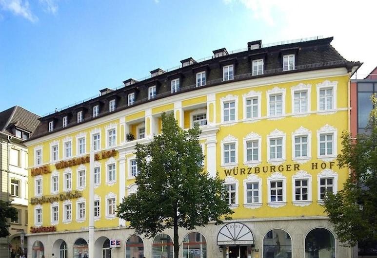 Hotel Würzburger Hof, Wuerzburg