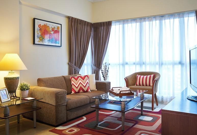 悅樂後港飯店, 新加坡, 客房