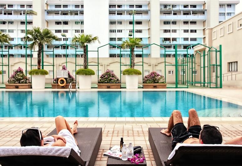 Village Residence West Coast, Σινγκαπούρη, Εξωτερική πισίνα