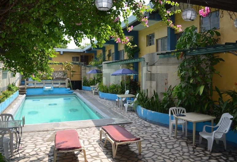 Horizonhill Hotel, Angeles City, Outdoor Pool