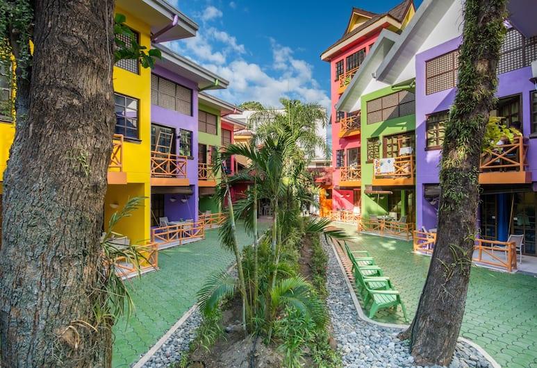 The Club Ten Beach Resort, Boracay Island, Family Room, Garden View