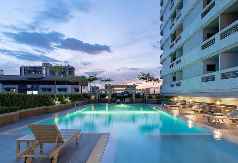 布普雷斯酒店, 曼谷, 天台泳池