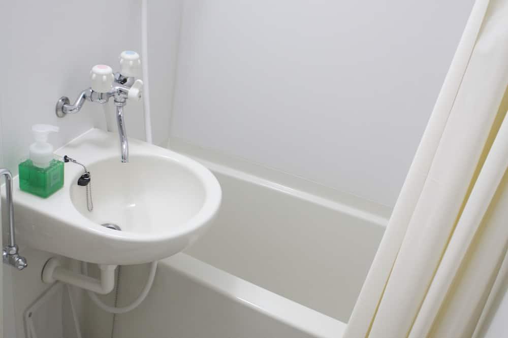 シングルルーム シングルベッド 1 台 禁煙 専用バスルーム - バスルームの設備