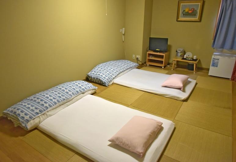 Hotel New Tochigiya, Tokio, Pokój z 2 pojedynczymi łóżkami, dla palących, aneks (Japanese Style), Pokój