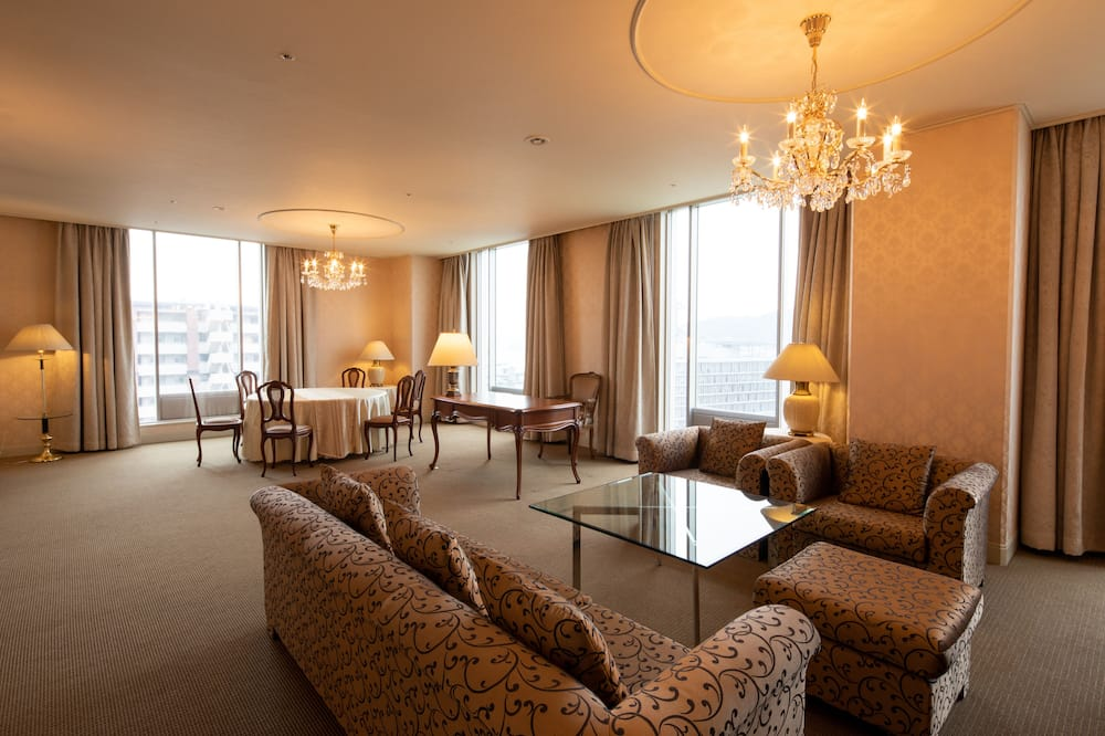 Royal Suite, Non Smoking - Living Room