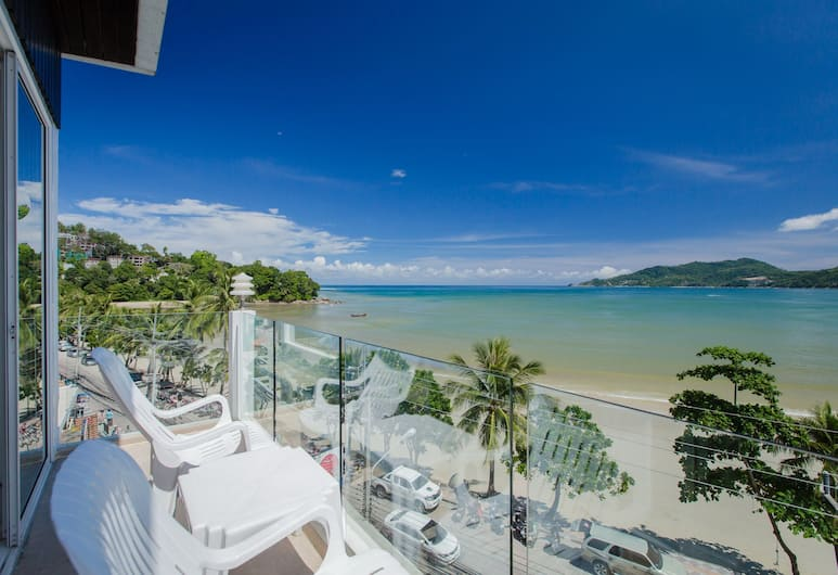 The Front Hotel and Apartment, Patong