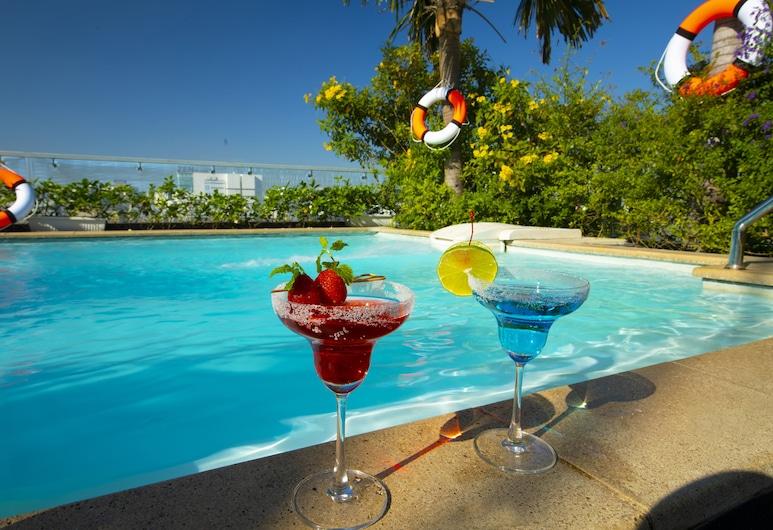 Alagon Saigon Hotel & Spa, Ho Chi Minh-Stad, Poolbar
