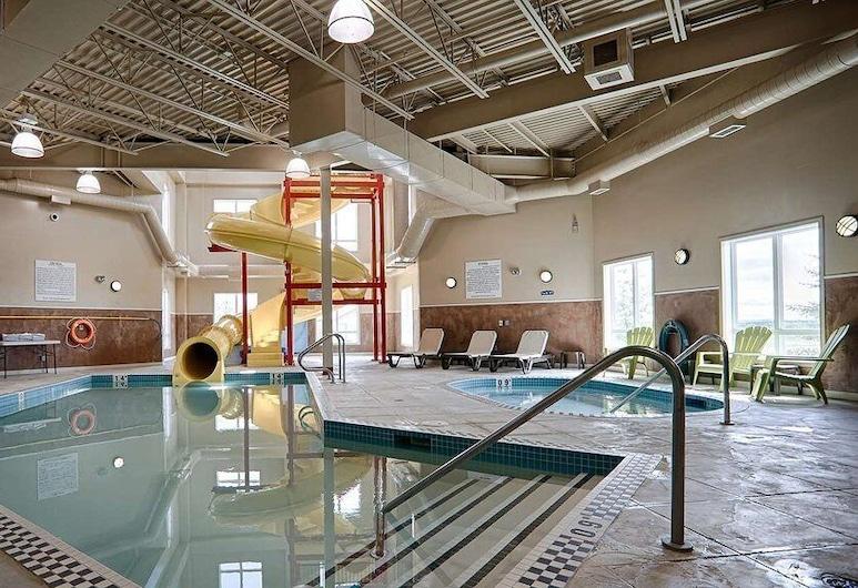 Rimbey Ridge Hotel & Suites, Rimbey, Kolam