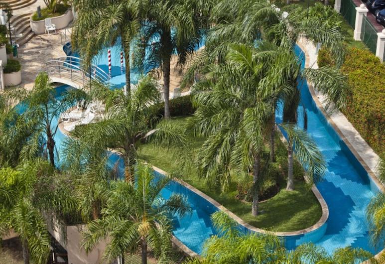 Bourbon Barra da Tijuca Residence, Rio de Janeiro, Pool