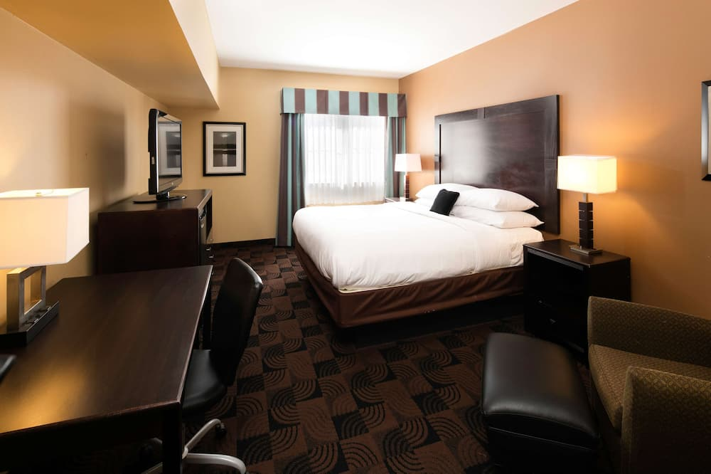 Room, 1 King Bed, Accessible - Guest Room