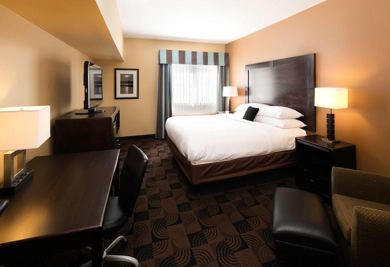 Red Lion Inn & Suites Saraland, Saraland, Camera, 1 letto king, accessibile ai disabili, Camera