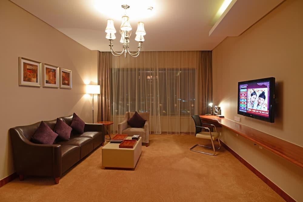 Executive Twin Room - Living Room