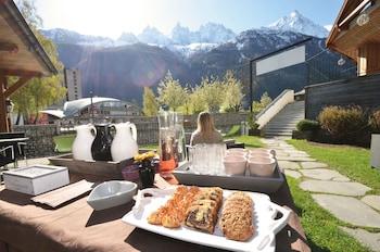 Fotografia hotela (Hôtel de l'Arve) v meste Chamonix-Mont-Blanc