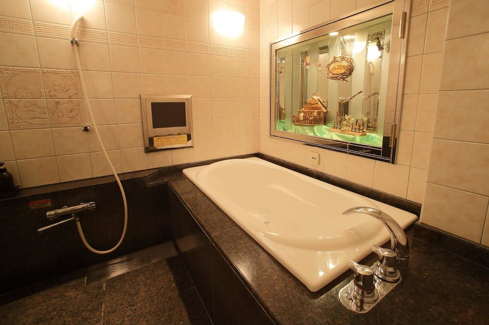 Standard Oda, 1 En Büyük (King) Boy Yatak (Couples Hotel) - Banyo