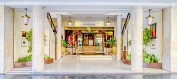 Bild vom New Ambassador Hotel in Harare