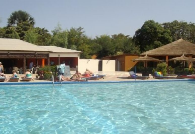 Holiday Beach Club Hotel, Serrekunda, Outdoor Pool