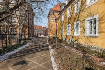 Фото P&O Apartments Old Town у місті Варшава