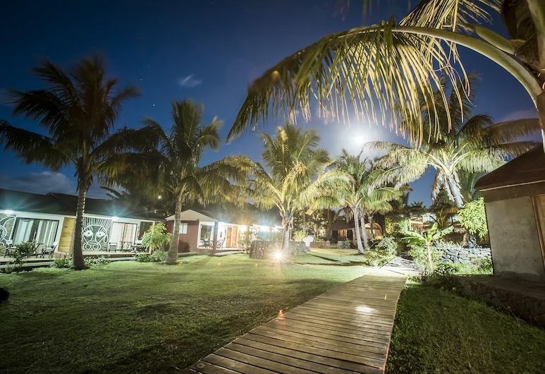 هوتل فاي موانا, هانجا روا, واجهة الفندق - مساءً /ليلا