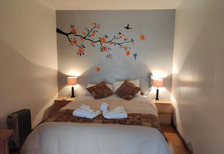 Pirwa Posada del Corregidor Bed & Breakfast, Cusco, חדר זוגי, חדר אורחים