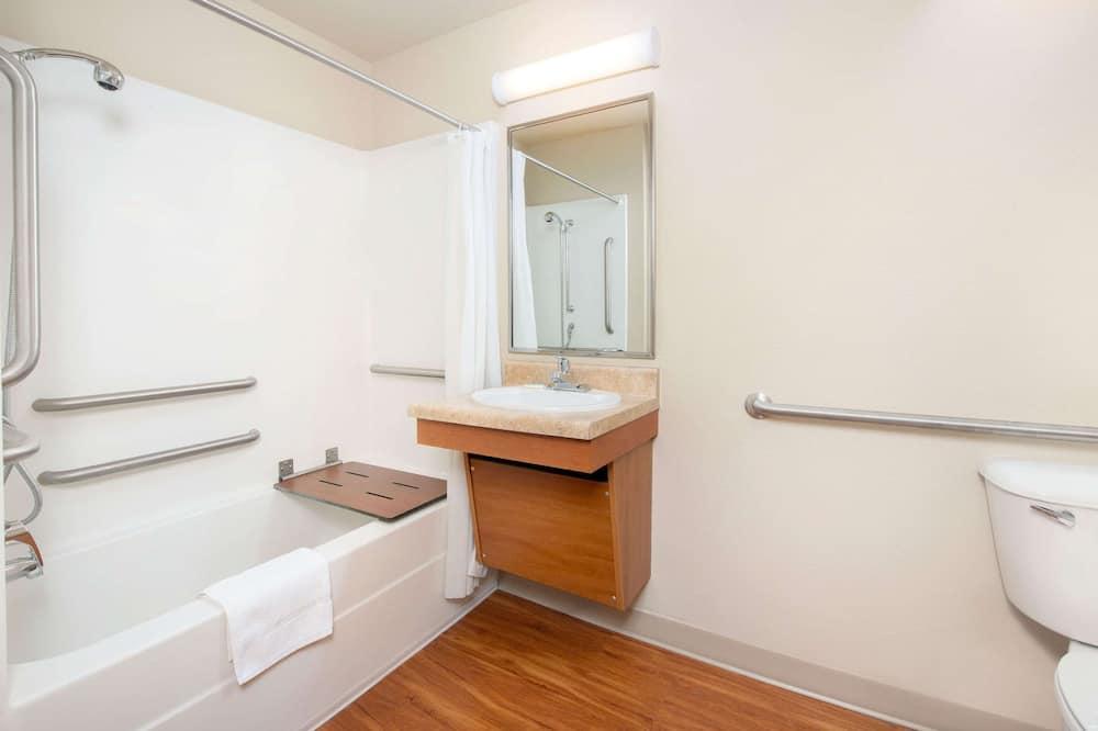 標準客房, 2 張標準雙人床, 非吸煙房 - 浴室