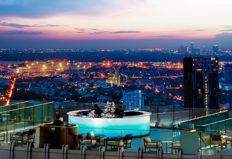 Marriott Executive Apartments Bangkok, Sukhumvit Thonglor, Bangkok, Bar
