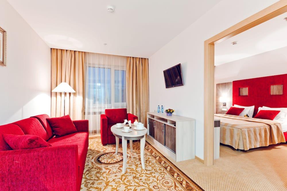 Deluxe Δωμάτιο, 1 Υπνοδωμάτιο - Περιοχή καθιστικού