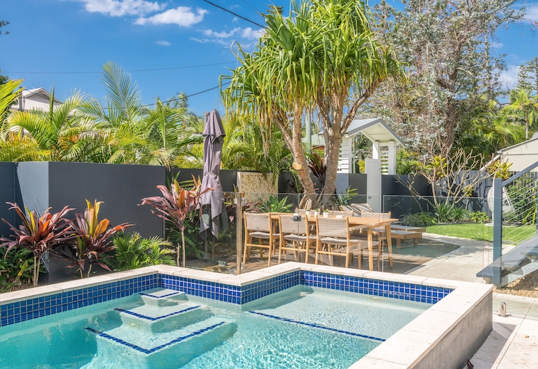 Aloha Byron Bay, Byron Bay, The Beachhouse, Private pool