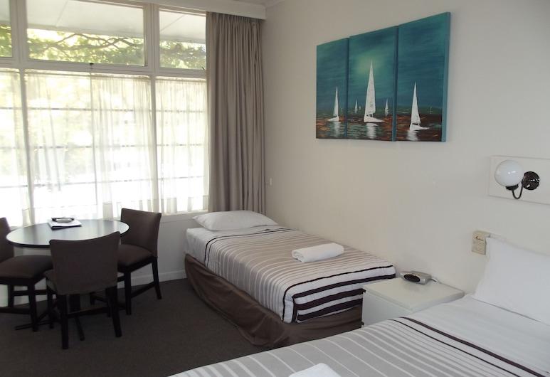Guichen Bay Motel, Robe, Standard-Zweibettzimmer, Zimmer