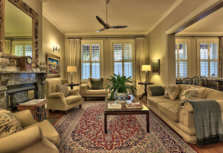 Underberg House, Cape Town, Hotel Interior