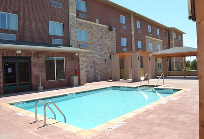 Red River Inn And Suites, Thackerville, Alberca al aire libre