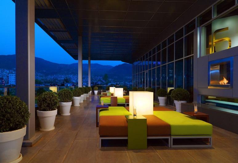 Aloft Bursa Hotel, Bursa, Balcony