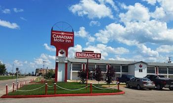 Picture of Canadian Motor Inn in Grande Prairie